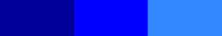 Màu xanh dương đậm có ý nghĩa gì