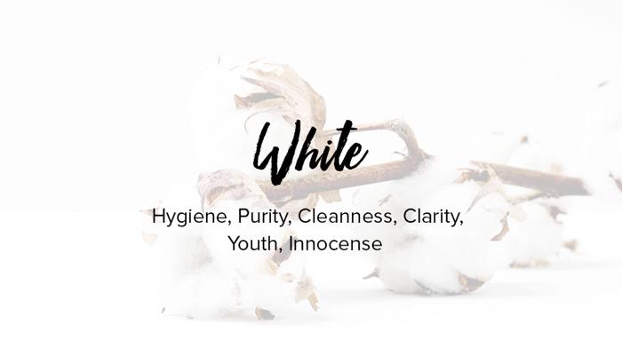 Ý nghĩa màu trắng là gì trong tình yêu & cuộc sống ngày nay