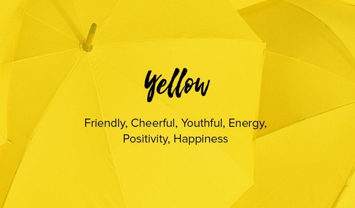 Ý nghĩa màu vàng là gì – Tính cách, tâm lý người thích màu vàng
