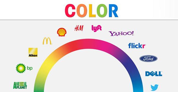 Màu sắc Logo của bạn có ý nghĩa gì?