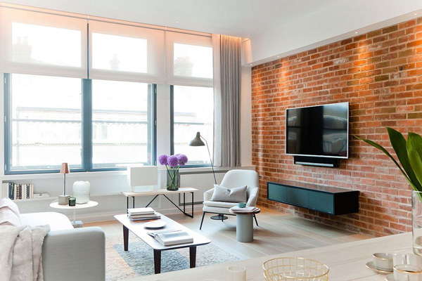 Tâm lý màu trắng trong thiết kế nội thất