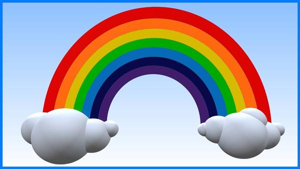 Màu sắc của cầu vồng và ý nghĩa của chúng