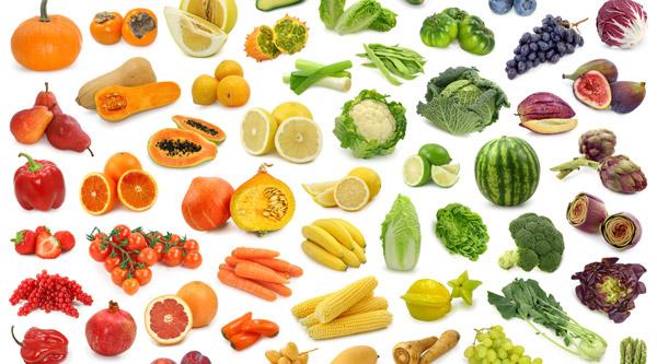 Màu sắc của thực phẩm có nghĩa là gì?
