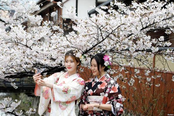 Màu sắc ở Nhật Bản có ý nghĩa gì