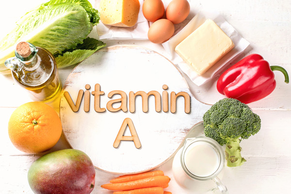 Vitamin A: Lợi ích, chức năng đối với cơ thể