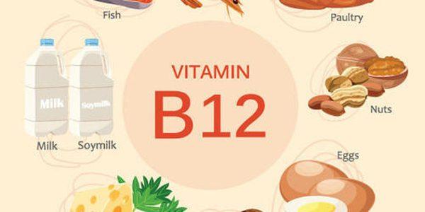 Vintamin B12 có tác dụng gì